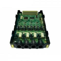 4-портовая плата аналоговых внутренних линий (SLC4) KX-TDA3173XJ