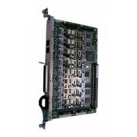 16-портовая плата аналоговых внешних линий (ELCOT16) KX-TDA6181X