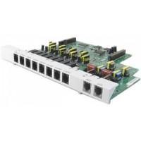 8-портовая плата аналоговых внутренних линий с 2-мя портами аналоговых внешних (CO) линий KX-TE82480X