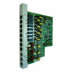 8-портовая плата гибридных внутренних линий с 3-мя портами аналоговых внешних (CO) линий KX-TE82483X