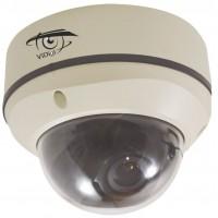 Купольная камера видеонаблюдения ViDigi VDC-732-2812